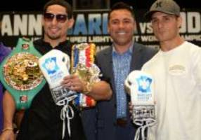 danny garcia looking to put in a great performance against rod salka